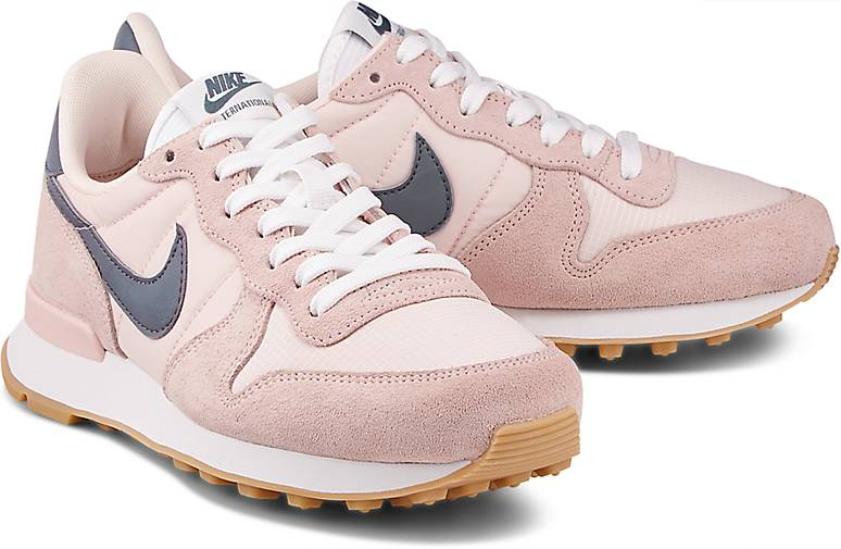 nike internationalist beige rosa. Black Bedroom Furniture Sets. Home Design Ideas