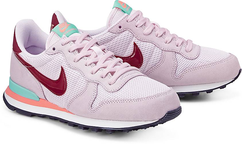 nike internationalist damen rosa mist. Black Bedroom Furniture Sets. Home Design Ideas