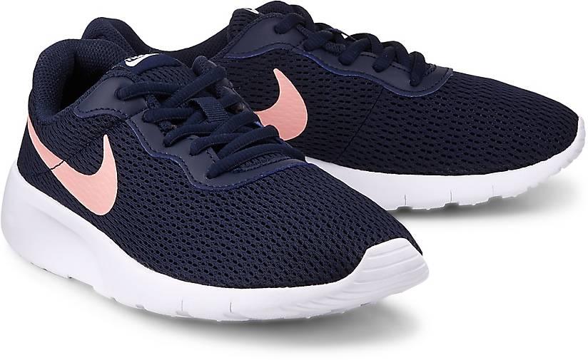 Nike SG Sneaker TANJUN (GS) dunkelblau   GÖRTZ 48057702