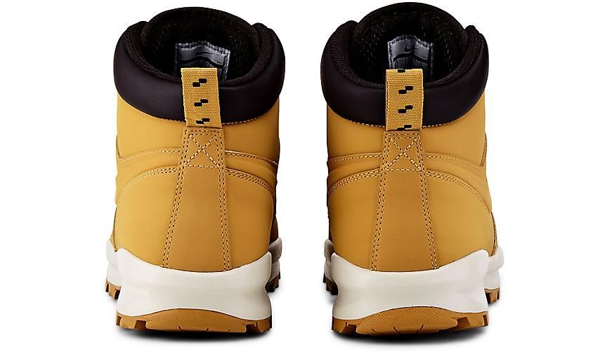 Nike Schnür-Boots MANOA in | beige kaufen - 46890001 | in GÖRTZ Gute Qualität beliebte Schuhe 8e6882