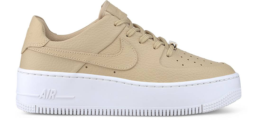 Sneaker AIR FORCE 1 SAGE LOW 2