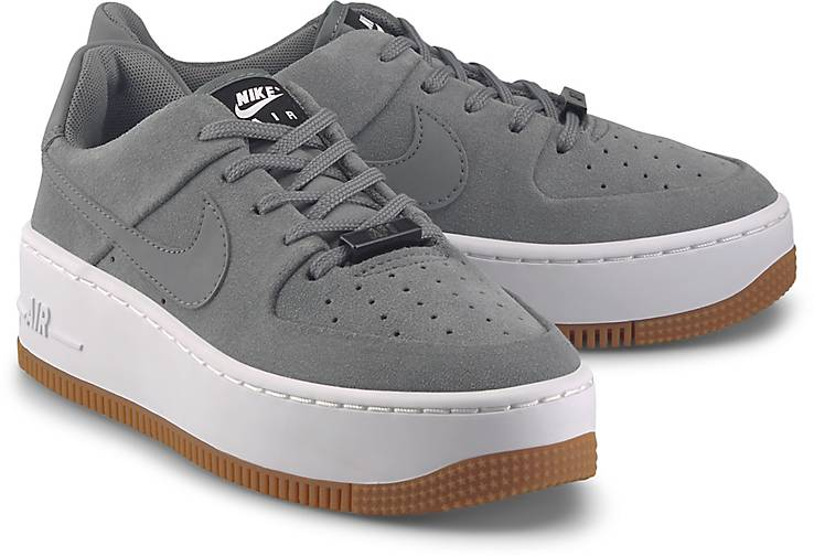 Sneaker AIR FORCE 1 SAGE LOW