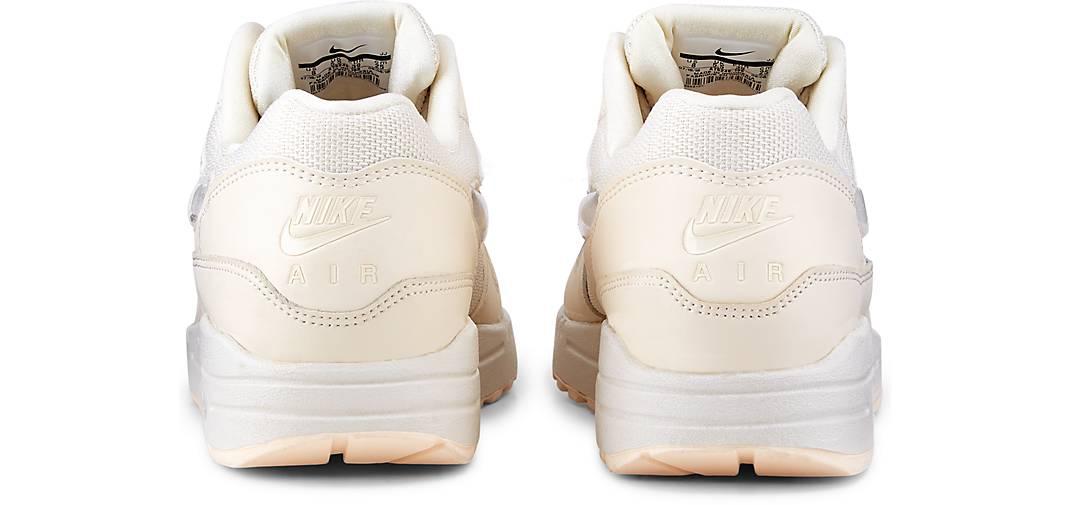 creme Max Air Weiß Jp 1 Damen Sneaker nOg0qwxB