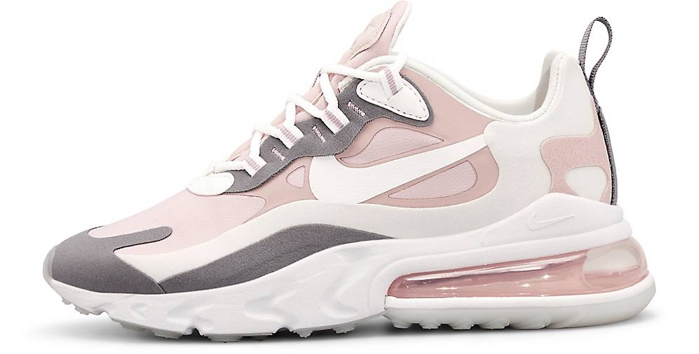 nike air max rosa weiß grau