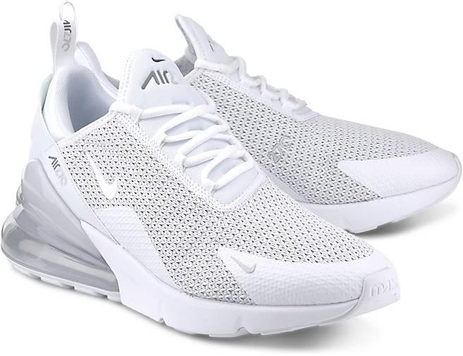 Nike Air Max 270 Herren Sneaker Schuhe Neu Gr. 43 EU Weiß