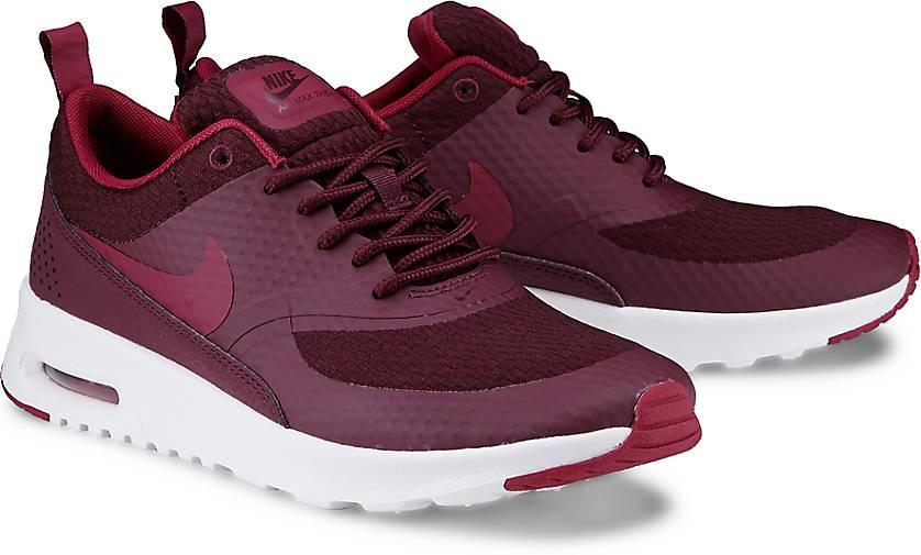 Nike Air Max Thea Weinrot