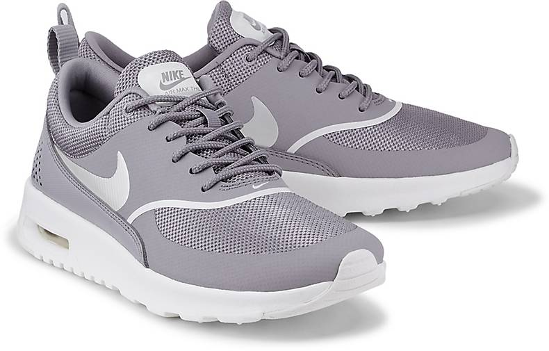 nike sneaker air max thea in grau hell kaufen g rtz. Black Bedroom Furniture Sets. Home Design Ideas
