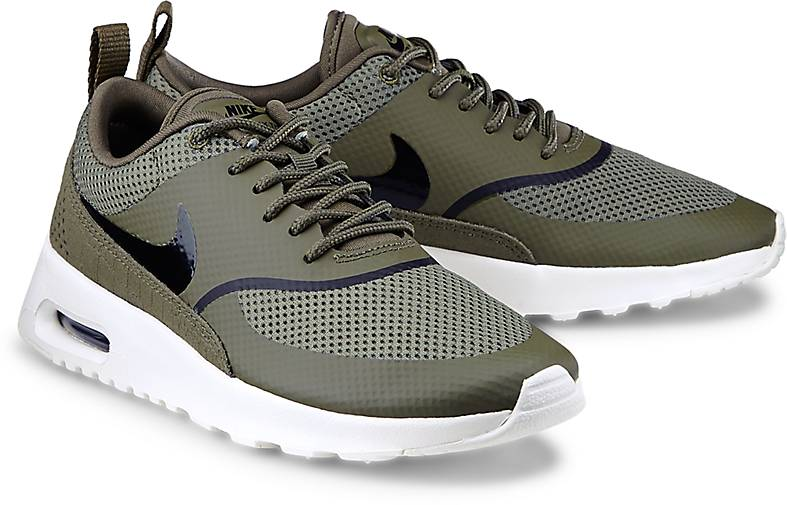 nike air max thea cargo khaki light gr n. Black Bedroom Furniture Sets. Home Design Ideas