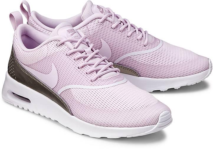 Nike Air Max Thea Rosa Grau