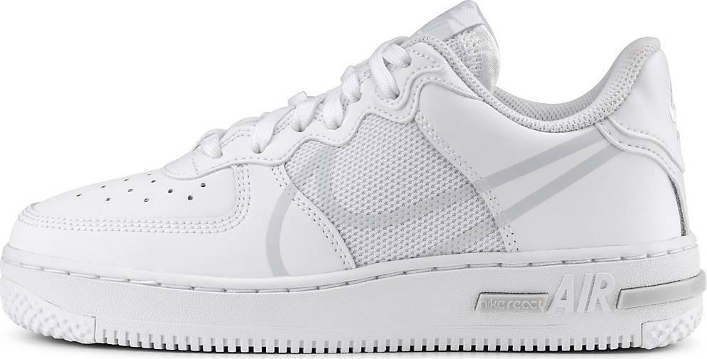 Nike Sneaker Air Force 1 React W
