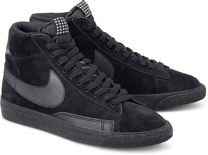 Nike Blazer Mid Schwarz