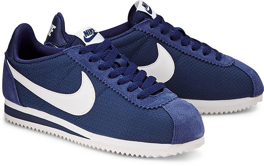 Nike Cortez Damen Blau