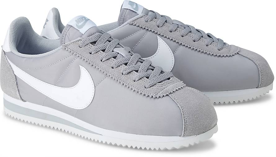 Nike Cortez Hellgrau