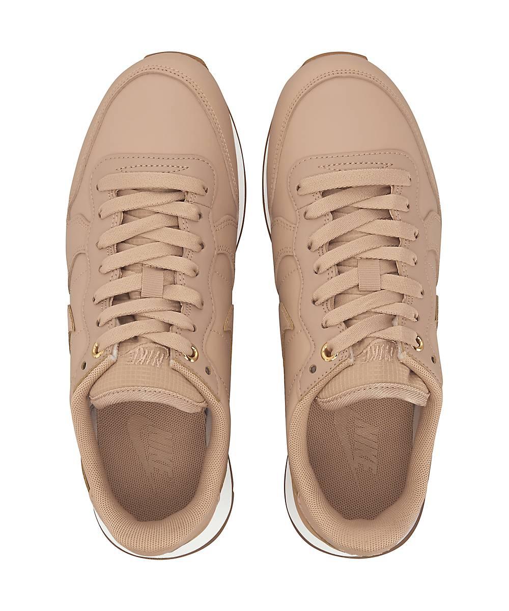 Nike Sneaker Internationalist Premium In Beige Kaufen Low