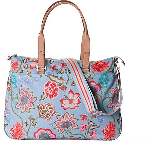 Oilily Royal Sits Schultertasche 43 cm