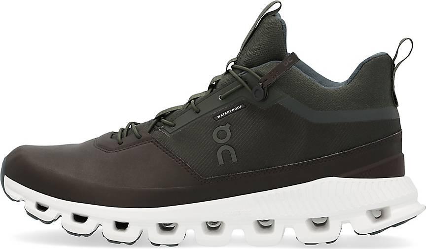 On Sneaker CLOUD HI WP