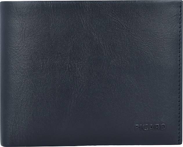 PICARD Apache Geldbörse Leder 12 cm