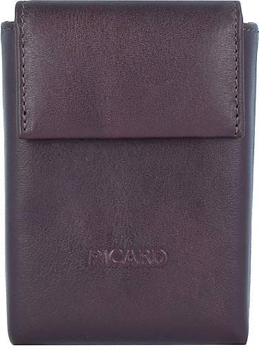 PICARD Apache Kreditkartenetui Leder 7 cm