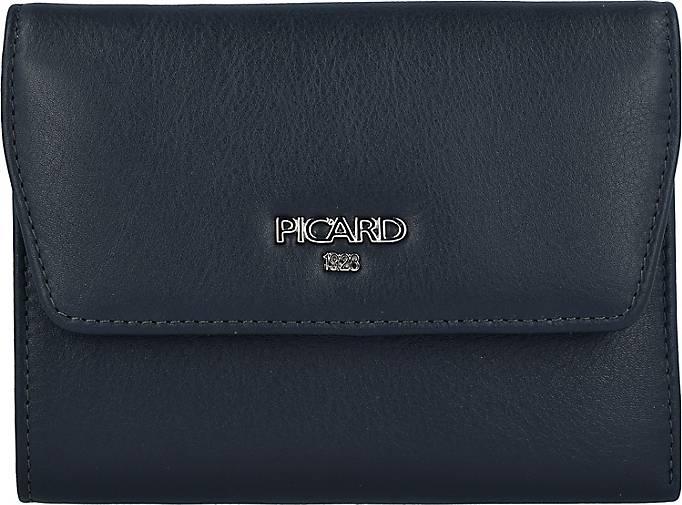 PICARD Bingo Geldbörse Leder 12,5 cm