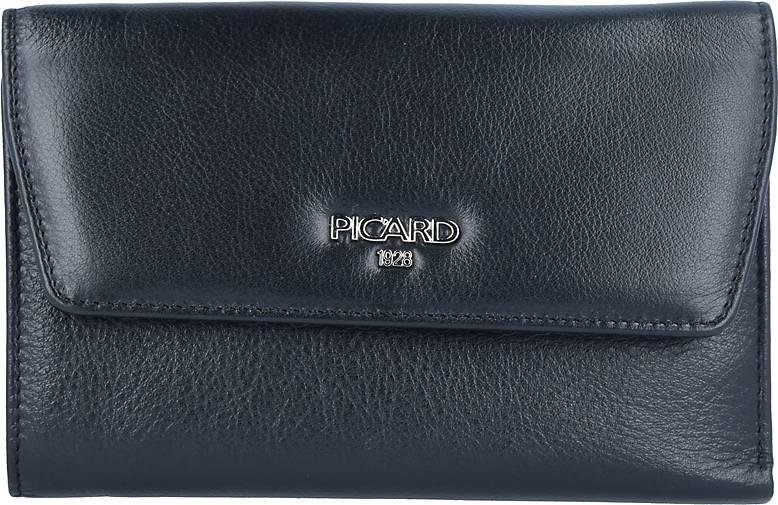 PICARD Bingo Geldbörse Leder 15 cm