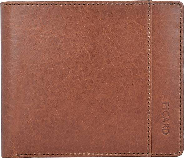 PICARD Buddy Geldbörse Leder 11 cm