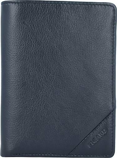 PICARD Soft Safe Geldbörse RFID Leder 9,5 cm