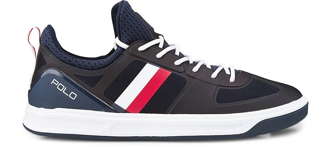 POLO Ralph Lauren blau-dunkel Sneaker COURT 200 in blau-dunkel Lauren kaufen - 47242901 | GÖRTZ Gute Qualität beliebte Schuhe 95c548