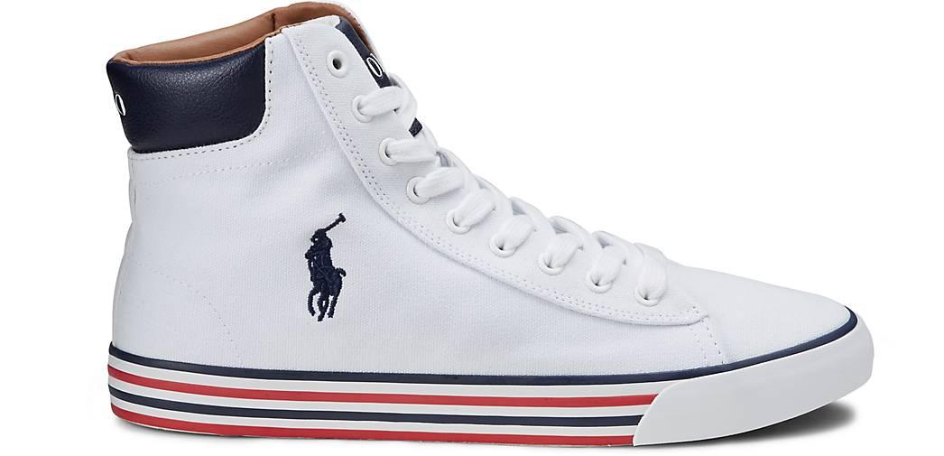 POLO Ralph Lauren Sneaker HARVEY MID