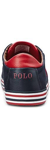 POLO Ralph Lauren Sneaker HARVEY 42970501 in blau-dunkel kaufen - 42970501 HARVEY | GÖRTZ Gute Qualität beliebte Schuhe a9aa77