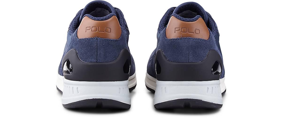 POLO Ralph Lauren Sneaker TRAIN 100 47944701 in blau-dunkel kaufen - 47944701 100 | GÖRTZ Gute Qualität beliebte Schuhe 22f434