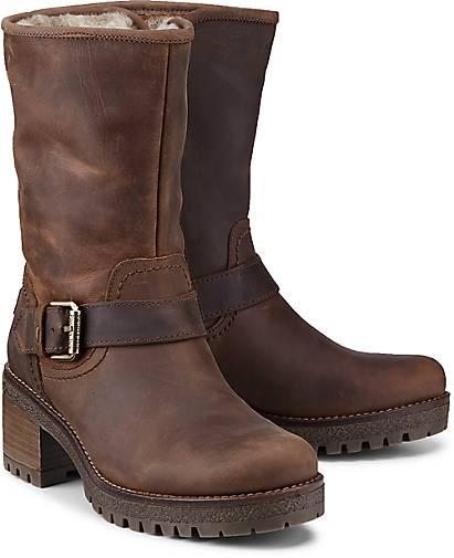 9aae83cf051f85 Panama Jack Boots POMPEYA in braun-mittel kaufen - 47764701