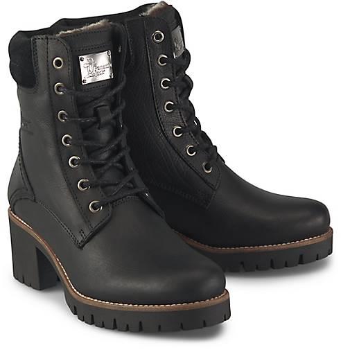 Panama Jack Schnür-Boots PHOEBE B17
