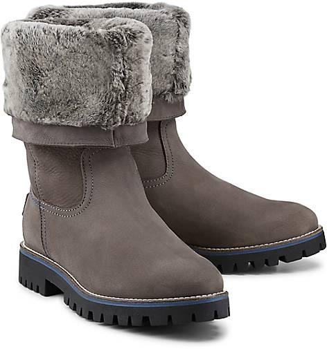 71bd7b2c225e1f Panama Jack Stiefel Tania B10 in grau-dunkel kaufen - 47765102