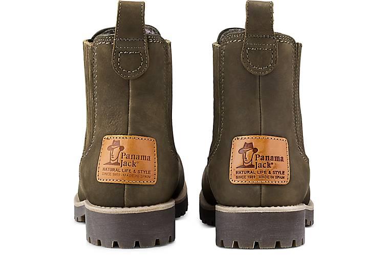 Panama Jack Stiefelette IGLOO B9 in khaki kaufen Schuhe - 47764501 GÖRTZ Gute Qualität beliebte Schuhe kaufen 8c5960