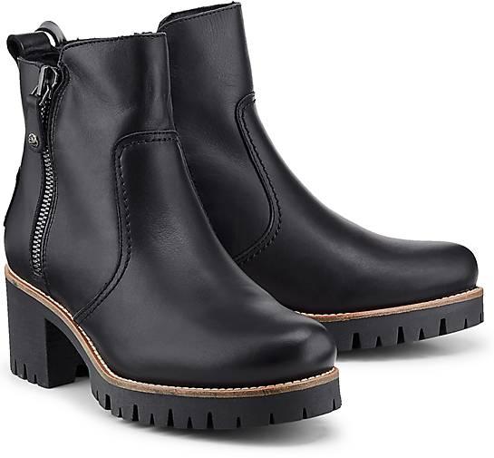 18035bf63c7d3a Panama Jack Stiefelette PAULINE in schwarz kaufen - 47764601