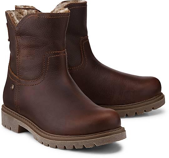 e5ba49257e4000 Panama Jack Winter-Boots BRESCIA in braun-mittel kaufen - 47764401 ...