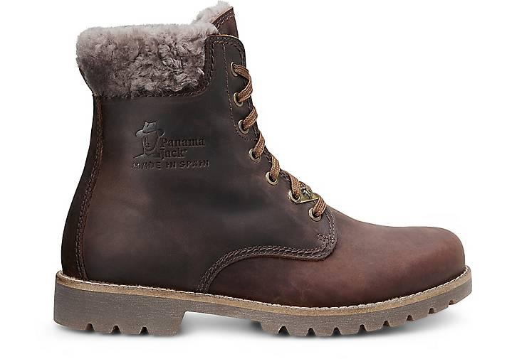 Panama Jack Winter-Boots kaufen IGLOO C6 in braun-dunkel kaufen Winter-Boots - 43322201 | GÖRTZ Gute Qualität beliebte Schuhe 4d1508