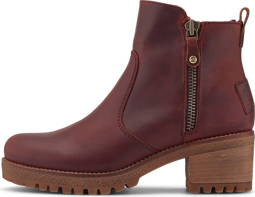 Panama Jack  Winter-Stiefelette Pauline Igloo in mittelbraun  Boots für Damen   Schuhe > Stiefeletten   Panama Jack