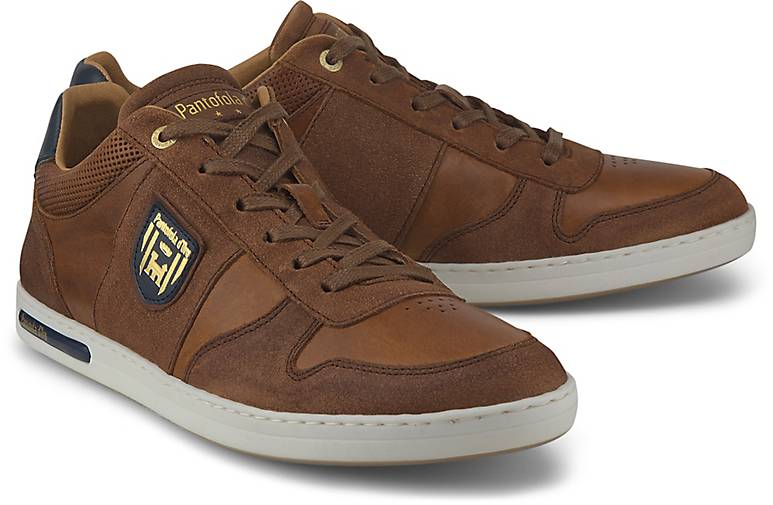 Pantofola d´Oro Sneaker Milito Uomo Low Glattleder