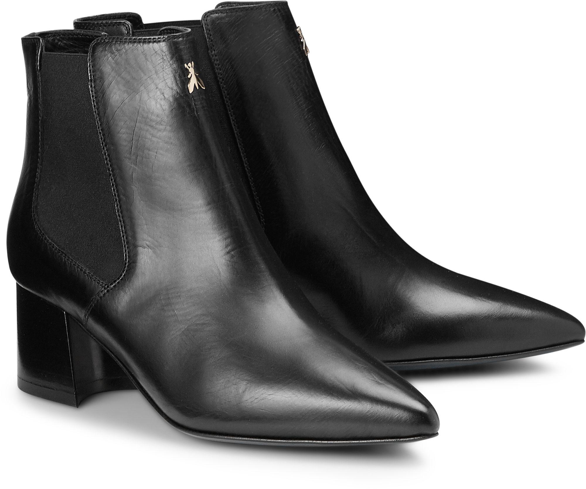 Chelsea Stiefelette von Patrizia Pepe in schwarz für Damen. Gr. 36,37,37,5,38,38,5,39,40