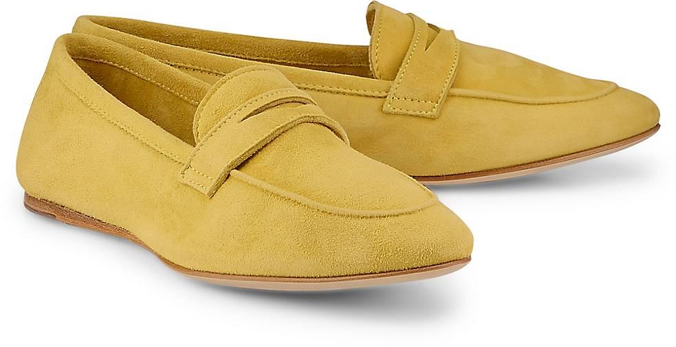Gelb In Dolci loafer Slipper Kaufen Penny Patrizio Freizeitschuhe Klassische n8OX0wPk