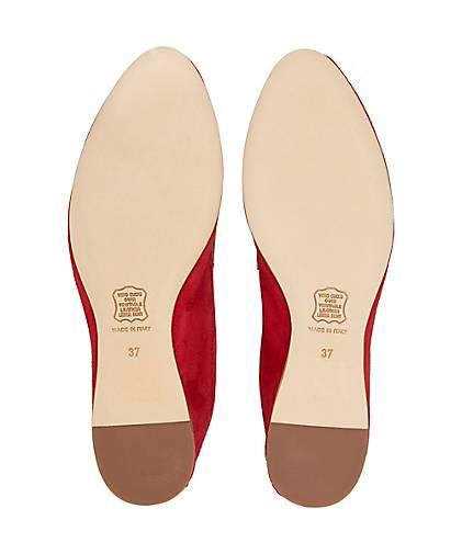 Patrizio Dolci Penny-Loafer in rot rot rot kaufen - 48494404 GÖRTZ Gute Qualität beliebte Schuhe 9d536b
