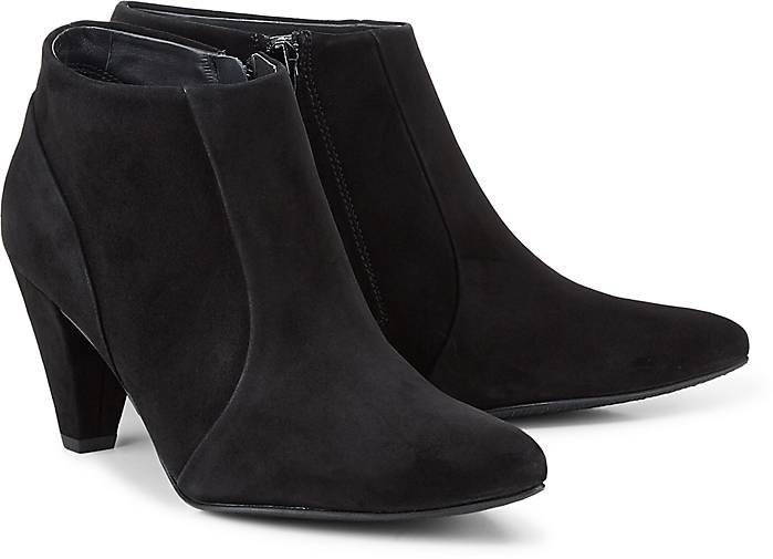 44d9e4e8fabd2f Paul Green Ankle-Boots in schwarz kaufen - 48026801