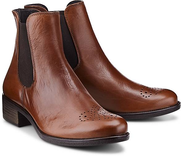 93857338ca2d4a Paul Green Chelsea-Boots in braun-mittel kaufen - 47810901