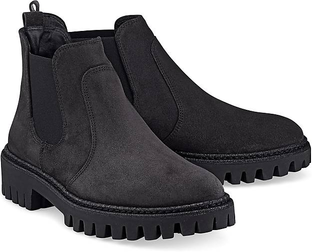 paul green chelsea boots sportliche stiefeletten. Black Bedroom Furniture Sets. Home Design Ideas