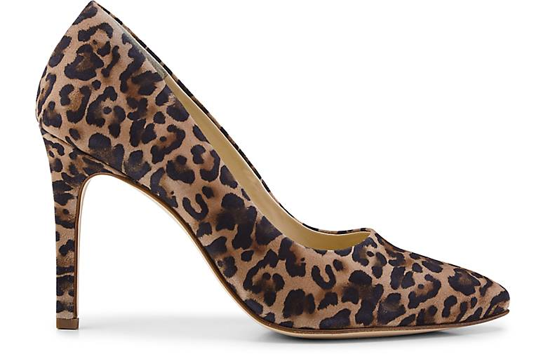 Paul Paul Paul Grün Fashion-Pumps in leo kaufen - 47357805 GÖRTZ Gute Qualität beliebte Schuhe 138db5