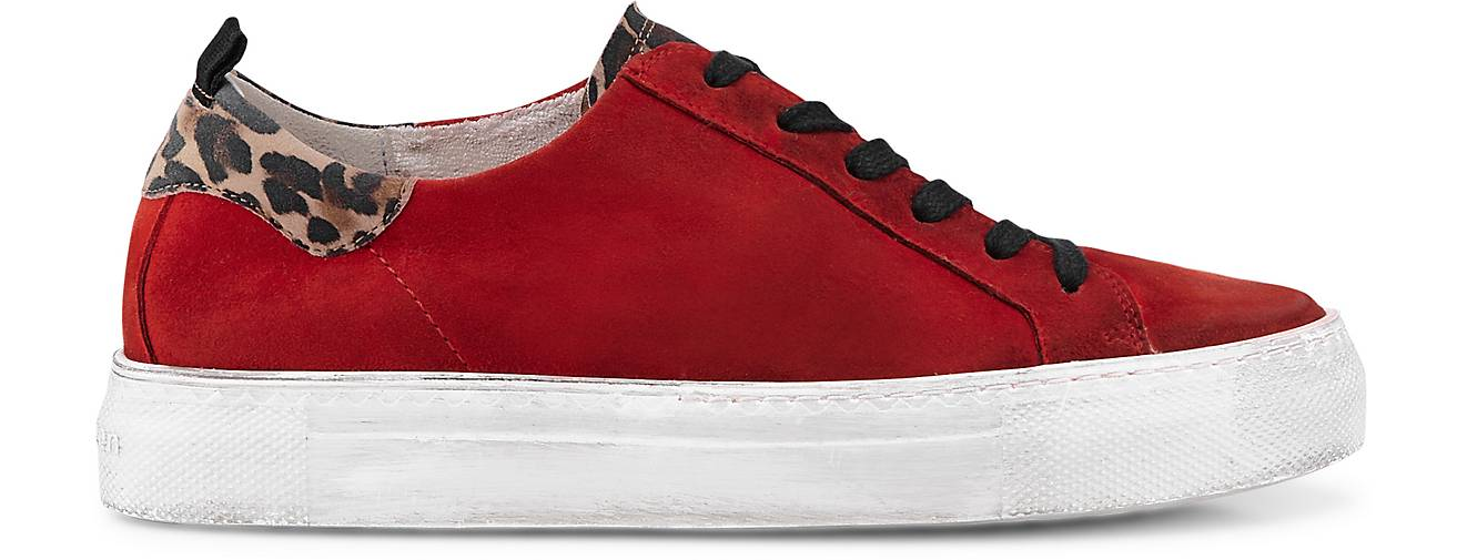 Paul Grün Fashion-Turnschuhe in rot kaufen - 48393101 48393101 48393101 GÖRTZ Gute Qualität beliebte Schuhe bc01fb
