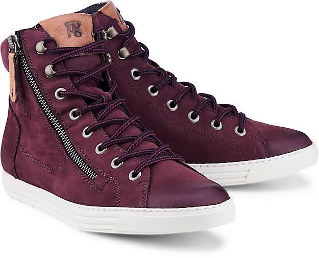 Paul Green Hi-Top-Sneaker in beere-dunkel kaufen - 47806101   GÖRTZ 85c28e27a3