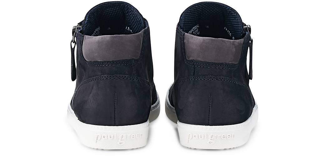 Paul Grün Hi-Top-Turnschuhe in blau-dunkel kaufen Gute - 44786114 GÖRTZ Gute kaufen Qualität beliebte Schuhe d27456