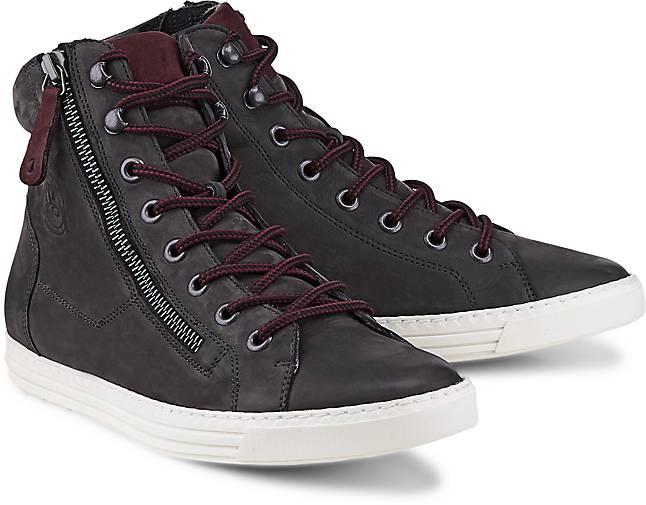 Kaufen Green sneaker dunkel top Paul Hi High Grau Sportliche Sneaker Schnürer In WDHI92E
